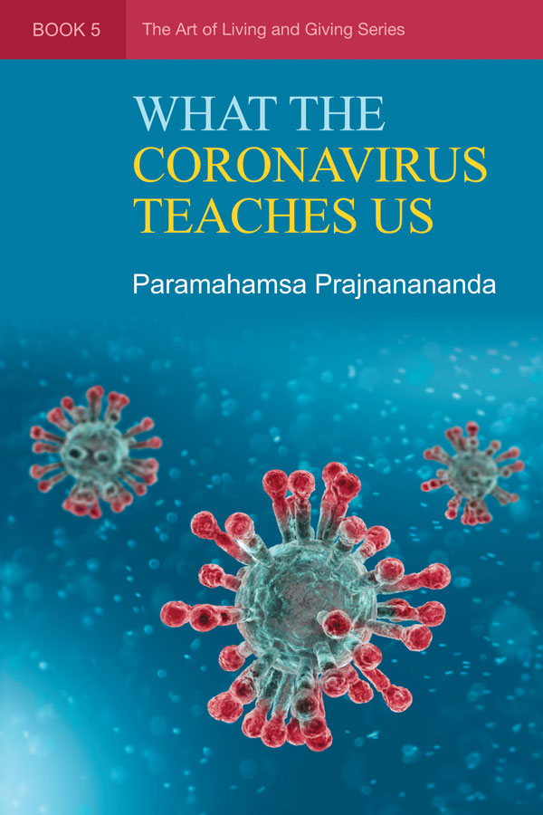 What the Coronavirus Teaches Us front cover
